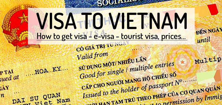 How do you get a VISA TO VIETNAM? E-visa 2019