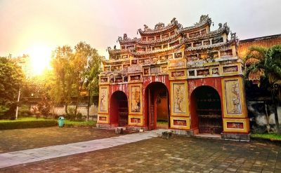 HUE CITY 1 DAY TOUR FROM HOI AN