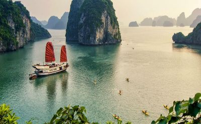Ha Long bay full day ( 4 hours - 5 hours - 6 hours on the bay)